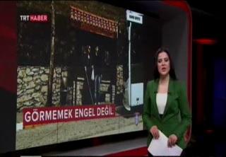Öğrencilerimizin Kamu Spotu TRT Haber'de