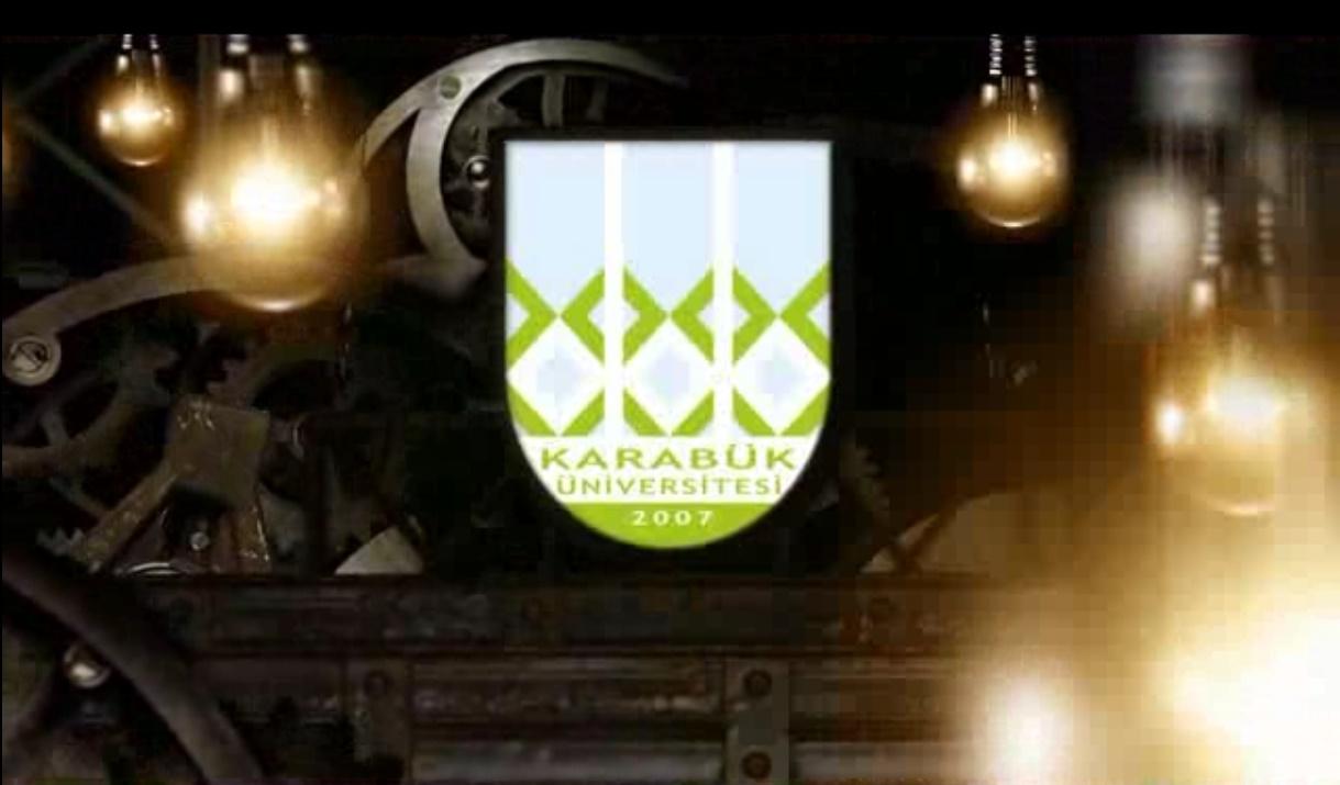Karabük Üniversitesi Tanıtım Filmi (Kısa)