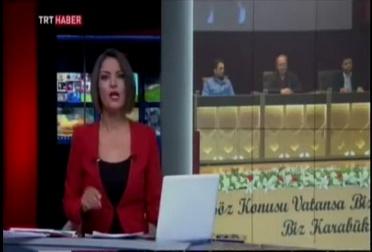 """""""Direnişten Dirilişe 15 Temmuz Şehitleri Anma Konferansı"""" TRT Haber'de"""